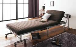 折りたたみベッドイメージ