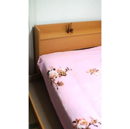 収納ベッド感想
